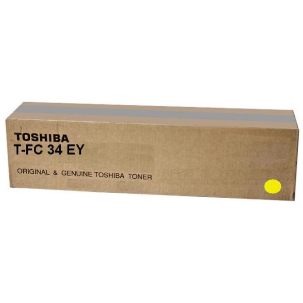 Toshiba T-FC 34 EY yellow