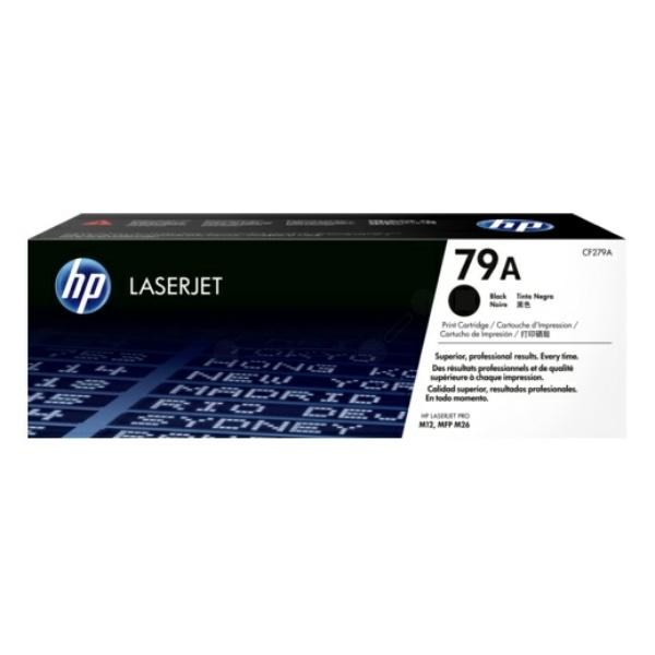 HP 79A black