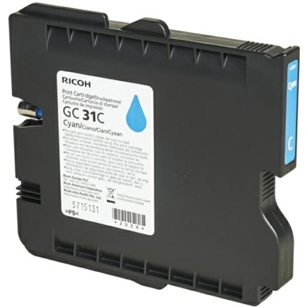 Ricoh GC-31 C cyan
