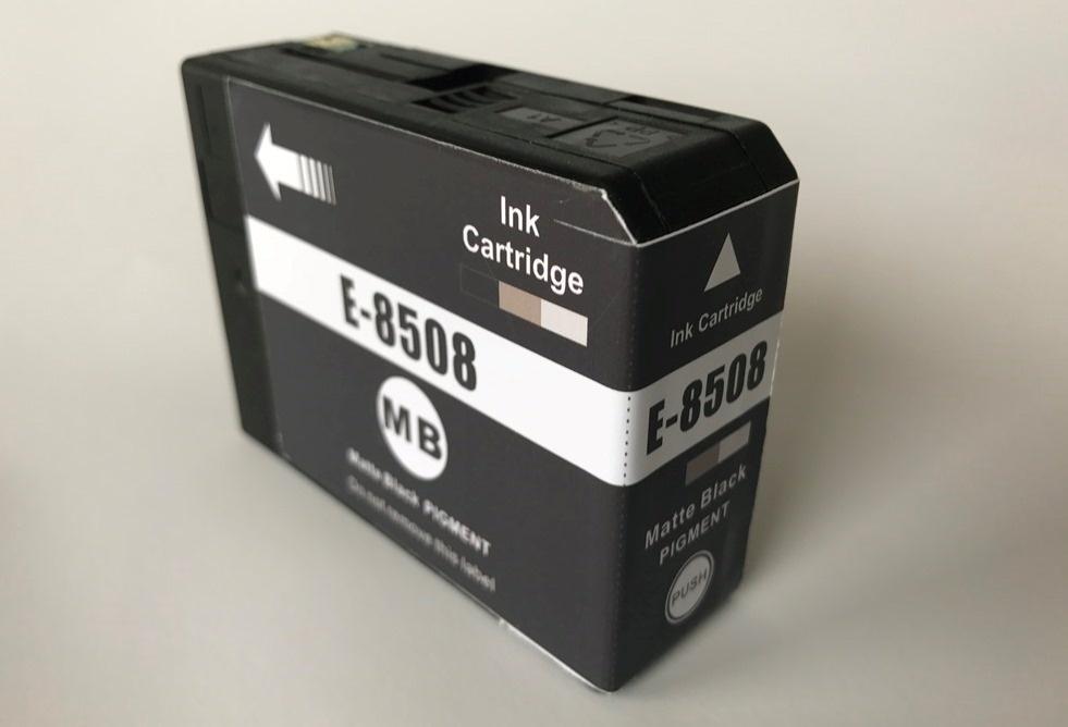 THINK Epson T8508 Black Matte