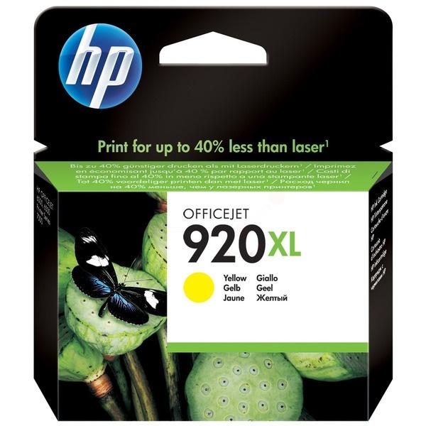 HP 920XL yellow 8 ml