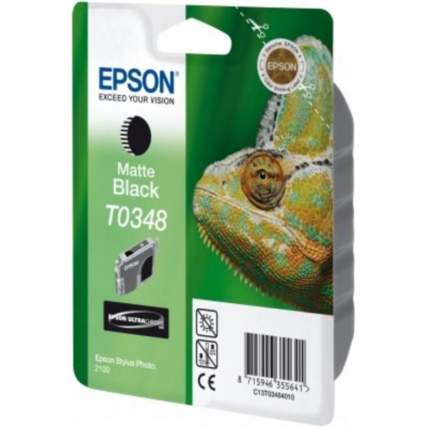 Epson T0348 blackmatte 17 ml