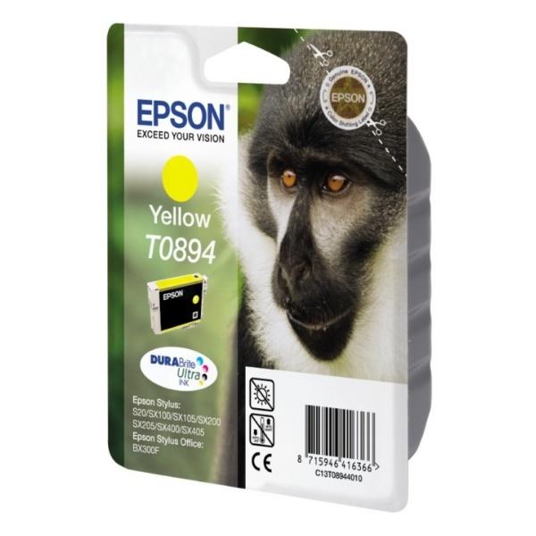 Epson T0894 yellow 3,5 ml