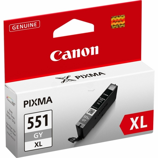 Canon 551 GYXL gray 11 ml