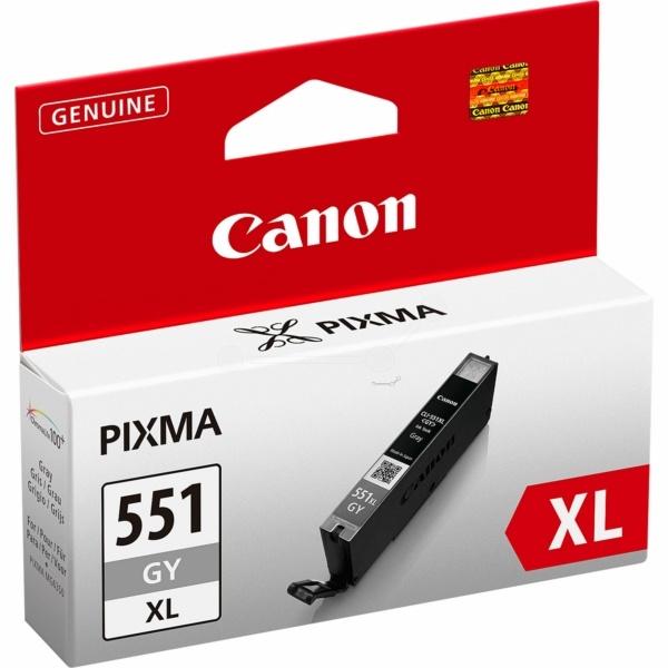 Canon 551 GYXL gray 11 ml