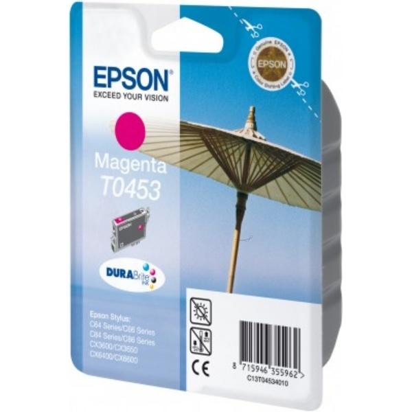 Epson T0453 magenta 8 ml