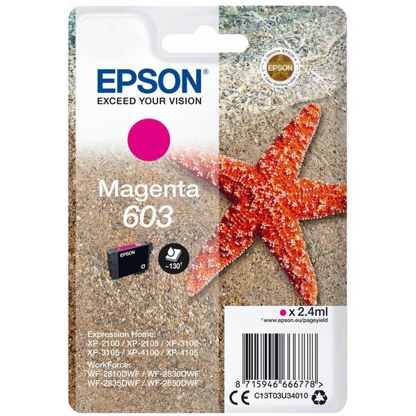 Epson 603 magenta 2,4 ml