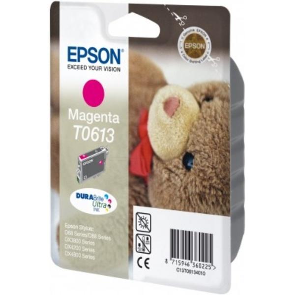 Epson T0613 magenta 8 ml