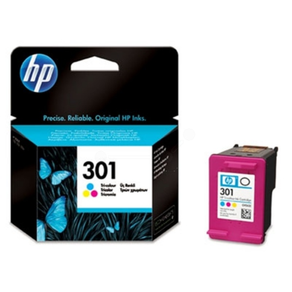Original HP 301 Color