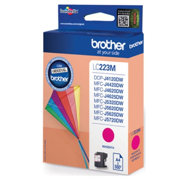 Brother LC223M magenta 5,9 ml