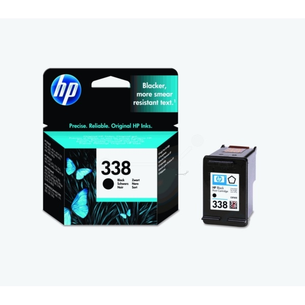 HP 338 black 11 ml