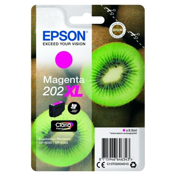 Epson 202XL magenta 8,5 ml