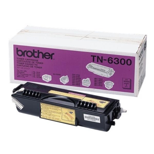 Brother TN6300 black