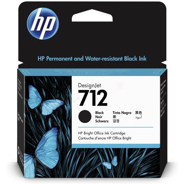 HP 712 black 80 ml