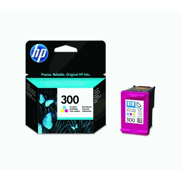 Original HP 300 Color