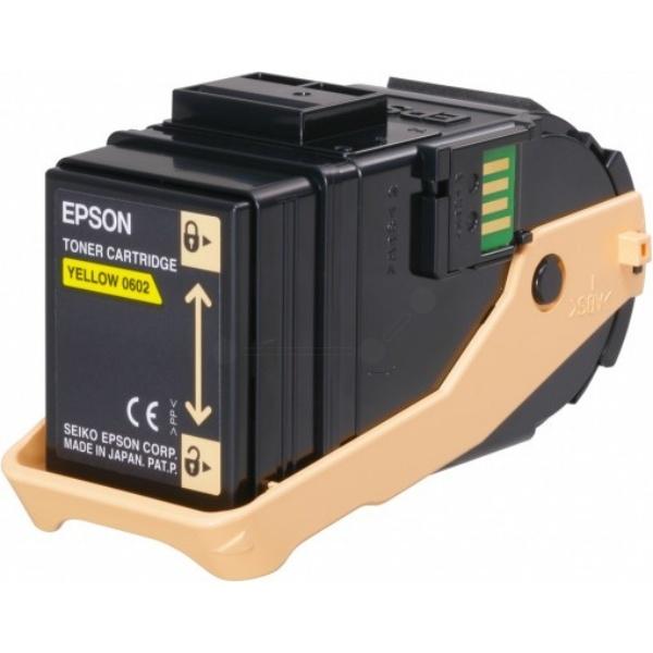 Epson 0602 yellow