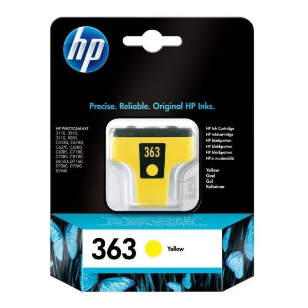 HP 363 yellow 6 ml