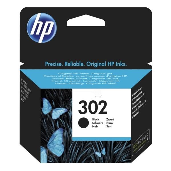 Original HP 302 Black