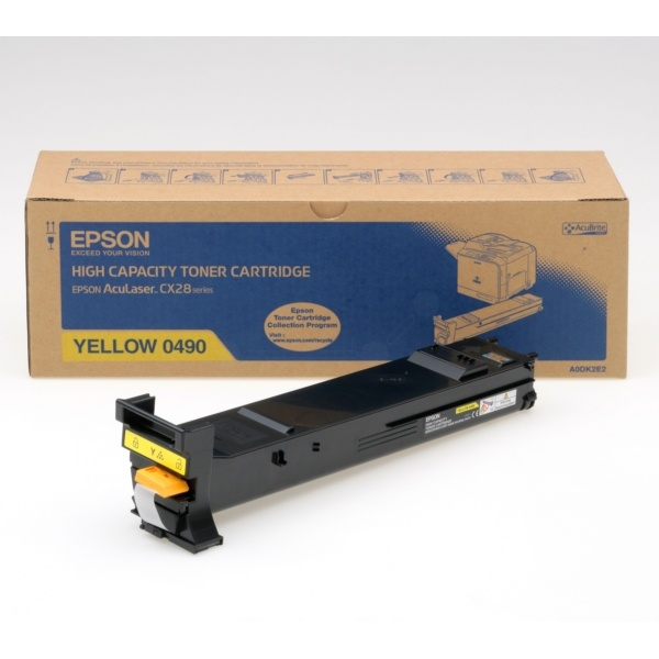 Epson 0490 yellow