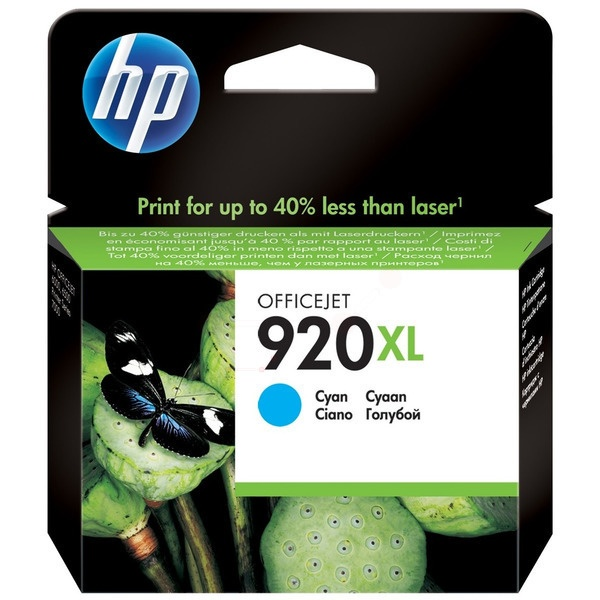 HP 920XL cyan 8 ml