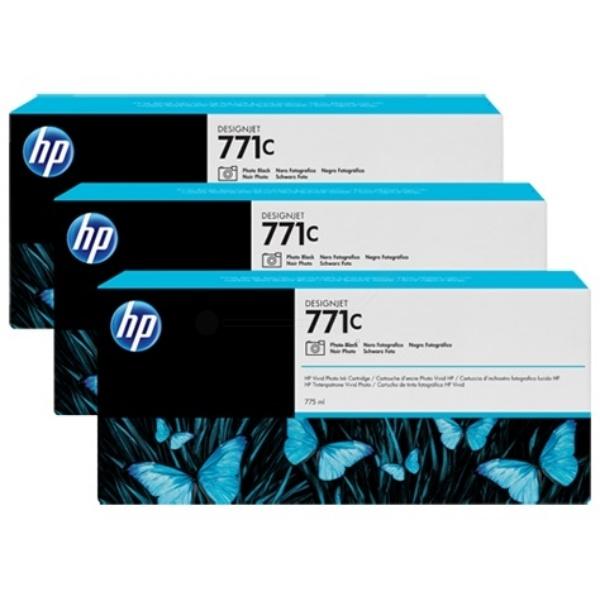 HP 771C photoblack 775 ml
