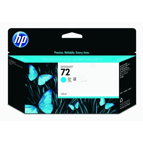HP 72 cyan 130 ml