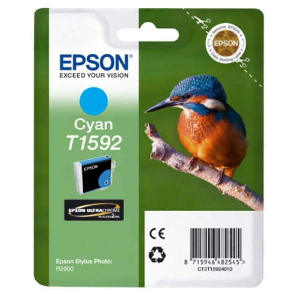 Epson T1592 cyan 17 ml