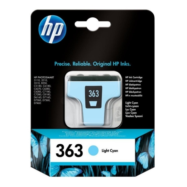 HP 363 photocyan 5 ml