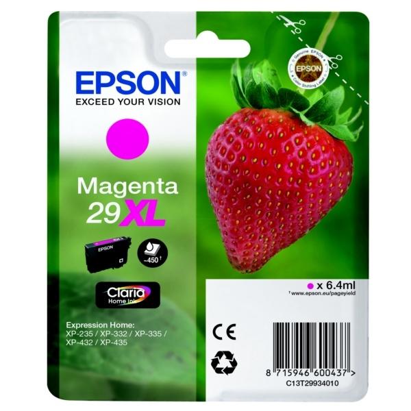 Epson 29XL magenta 6,4 ml