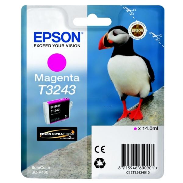 Epson T3243 magenta 14 ml