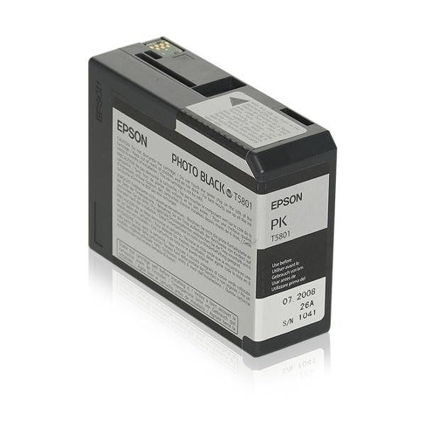 Epson T5801 photoblack 80 ml