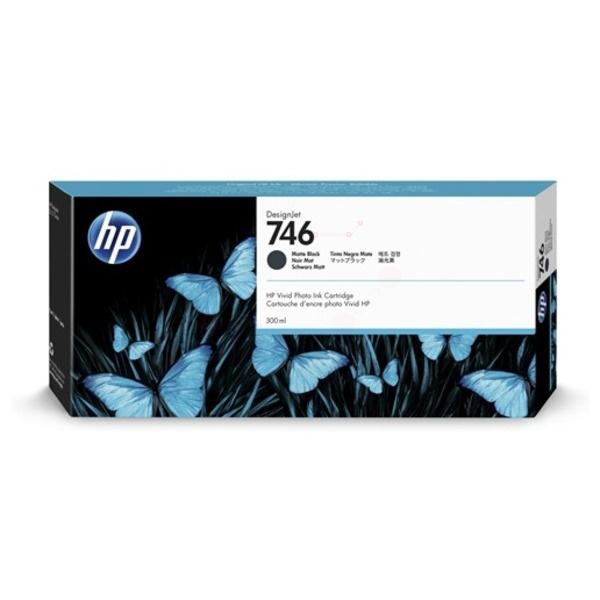 HP 746 blackmatte 300 ml