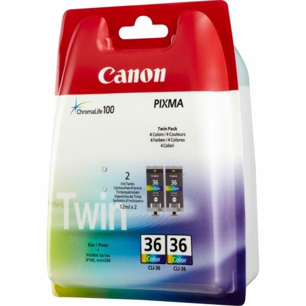 Canon CLI-36 color 12 ml 2Stk