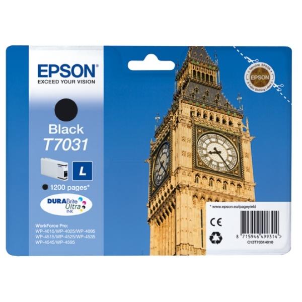 Epson T7031 black 24 ml
