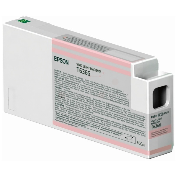 Epson T6366 photomagenta 700 ml