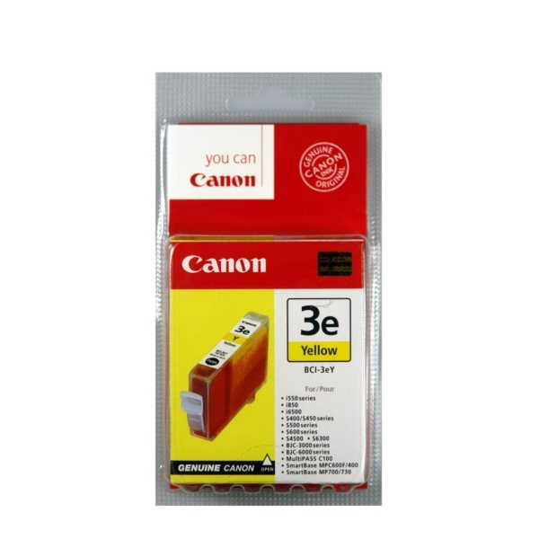 Canon BCI-3 EY yellow 14 ml