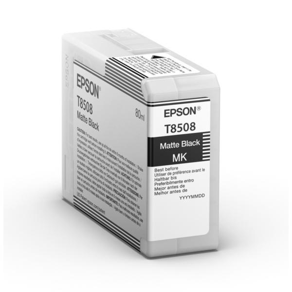Epson T8508 blackmatte 80 ml