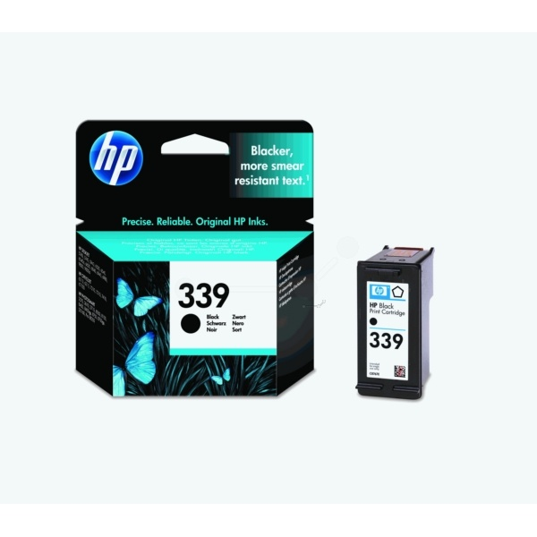 HP 339 black 21 ml