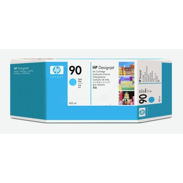 HP 90 cyan 400 ml