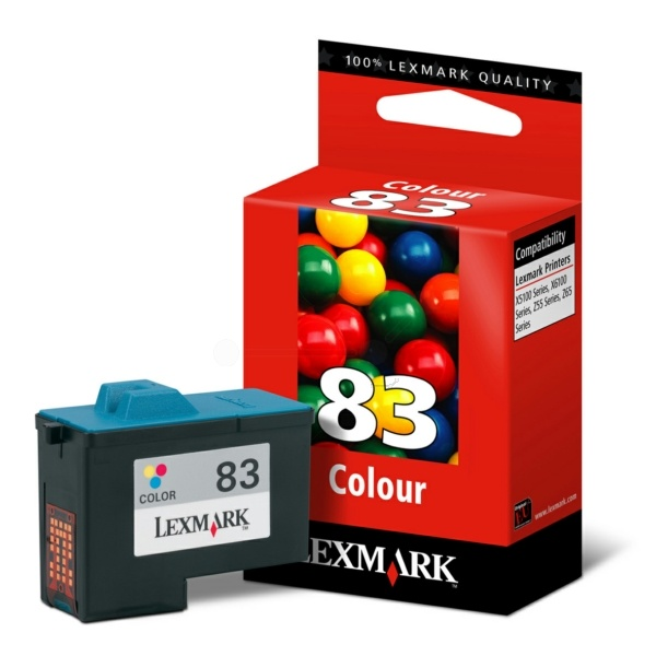 Lexmark 83HC color 19,2 ml