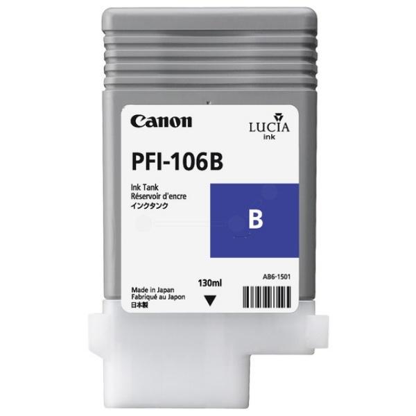 Canon PFI-106 B blue 130 ml