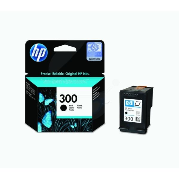 Original HP 300 Black