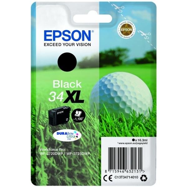 Epson 34XL black 16,3 ml
