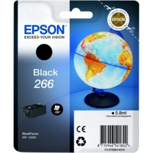Epson 266 black 5,8 ml