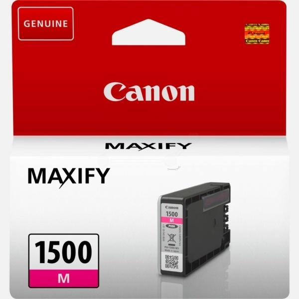 Canon PGI-1500 M magenta 4,5 ml