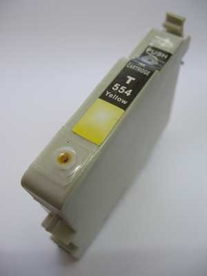 THINK Epson T0554 Yellow (15ml)