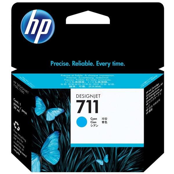 HP 711 cyan 29 ml