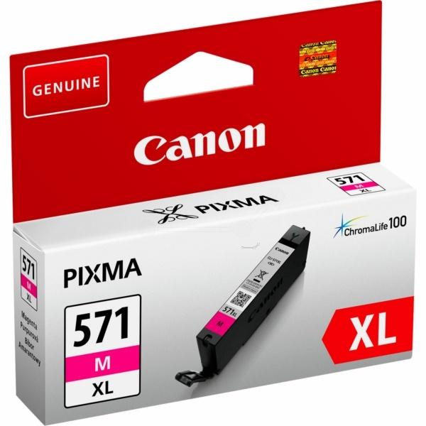 Canon 571 MXL magenta 11 ml