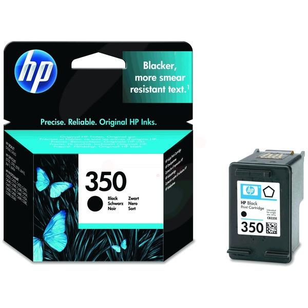 HP 350 black 4,5 ml