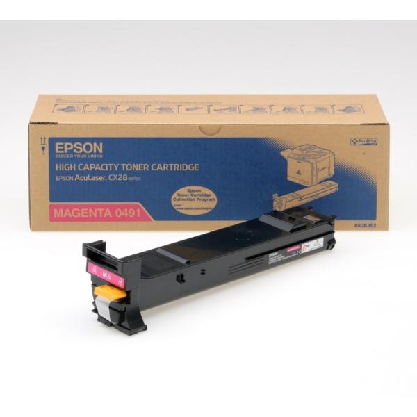 Epson 0491 magenta